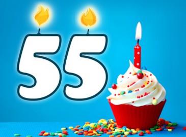 anniversaire de naissance 55 ans